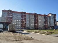Екатеринбург, улица Таватуйская, дом 6. жилой дом с магазином