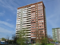 Yekaterinburg,  Tekhnicheskaya, house 22/1. Apartment house