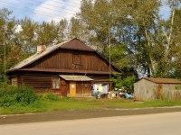 Yekaterinburg, st Sibirka, house 24. Private house