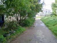 Yekaterinburg, st Sibirka, house 36. Apartment house