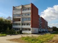 Екатеринбург, улица Земская, дом 6. многоквартирный дом