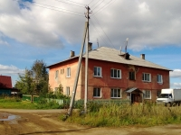 Екатеринбург, улица Земская, дом 21. многоквартирный дом