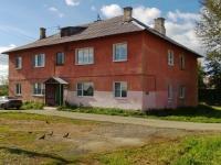 Екатеринбург, улица Земская, дом 25. многоквартирный дом