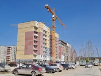 Yekaterinburg,  , house 8. Apartment house