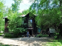 Yekaterinburg, st Omskaya, house 91. Apartment house
