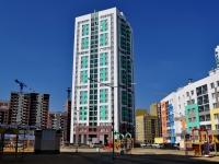 Екатеринбург, улица Академика Сахарова, дом 64. многоквартирный дом
