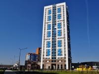 Екатеринбург, улица Академика Сахарова, дом 76. многоквартирный дом