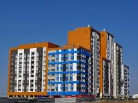 Екатеринбург, улица Академика Сахарова, дом 57. многоквартирный дом