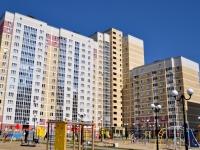 Екатеринбург, улица Анатолия Мехренцева, дом 1. многоквартирный дом