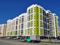 Екатеринбург, улица Анатолия Мехренцева, дом 42. многоквартирный дом
