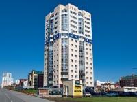 Yekaterinburg, st Barvinka, house 26. Apartment house