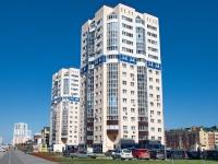 Yekaterinburg, st Barvinka, house 45. Apartment house