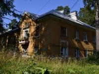 Yekaterinburg, st Listopadnaya, house 6. Apartment house