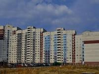 Yekaterinburg,  , house 1. Apartment house