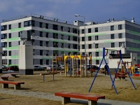 Yekaterinburg,  , house 6. Apartment house