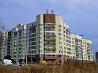 Yekaterinburg,  , house 15. Apartment house