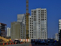 Yekaterinburg,  , house 37. building under construction