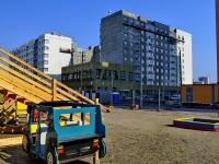 Yekaterinburg,  , house 35. Apartment house
