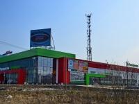 Yekaterinburg,  , house 41. shopping center