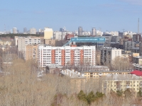 Yekaterinburg, Agronomicheskaya st, house 30А. Apartment house