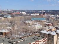 Екатеринбург, улица Агрономическая, дом 48. многоквартирный дом