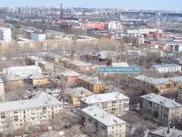 Екатеринбург, улица Агрономическая, дом 56. многоквартирный дом