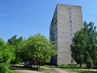 Екатеринбург, улица Агрономическая, дом 18Б. многоквартирный дом