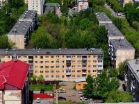 Екатеринбург, улица Агрономическая, дом 40. многоквартирный дом