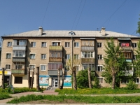 Yekaterinburg, st Agronomicheskaya, house 12. Apartment house