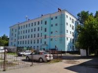 Екатеринбург, улица Агрономическая, дом 39А. общежитие