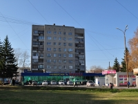 neighbour house: st. Sanatornaya, house 3. Apartment house with a store on the ground-floor