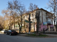 neighbour house: st. Sanatornaya, house 8. Apartment house
