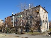 Yekaterinburg, Sanatornaya st, house 15А. Apartment house