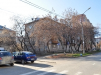 Yekaterinburg, Sanatornaya st, house 15. Apartment house