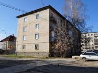 Yekaterinburg, Sanatornaya st, house 38. Apartment house