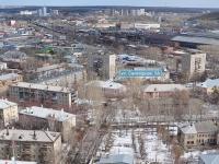 Екатеринбург, улица Санаторная, дом 5А. многоквартирный дом