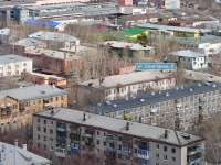 Yekaterinburg, Sanatornaya st, house 8. Apartment house