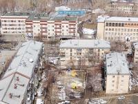Yekaterinburg, polyclinic №1, Sanatornaya st, house 22