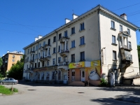 neighbour house: st. Titov, house 15. Apartment house