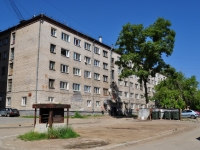 neighbour house: st. Titov, house 25. hostel