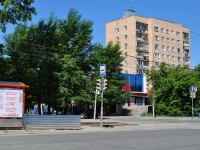 neighbour house: st. Titov, house 26. Apartment house with a store on the ground-floor