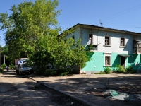 neighbour house: st. Titov, house 58. Apartment house