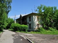 Yekaterinburg, Titov st, house 6. Apartment house