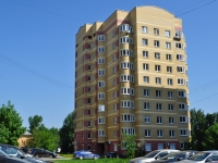 Yekaterinburg, Titov st, house 8/3. Apartment house