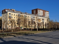 neighbour house: st. Titov, house 10. Apartment house