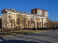 соседний дом: ул. Титова, дом 10. многоквартирный дом