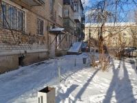 Yekaterinburg, Voennaya st, house 5А. Apartment house