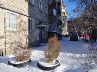 Yekaterinburg, Voennaya st, house 7А. Apartment house