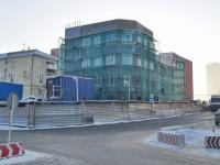 Yekaterinburg, Voennaya st, house 23. office building