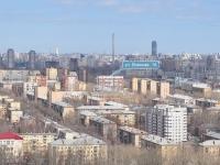 Екатеринбург, улица Военная, дом 1А. многоквартирный дом